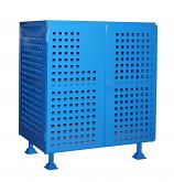 Vented Storage Vault Cabinets