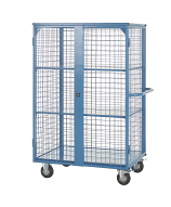 Heavy Duty Distribution Trucks with Steel Shelves