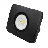 Deluce LED IP65 Floodlight 4000K Black