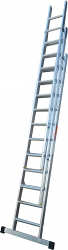 Extension Ladders - Three Section Push Up