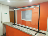 Protective Screen Roller Blind Kit