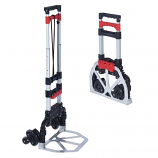 Compact Aluminium Stairclimber Trolley