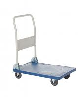 Lightweight Plastic Platform Trolley