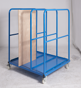 Mobile Vertical Sheet Rack Trolley