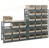 Steel Bins and Racks