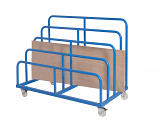 Mobile Variable Height Sheet Rack Trolley