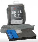 General Purpose Spill Kit - clip top bag 10L