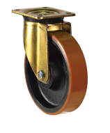 Pressed Steel Heavy Duty Castors