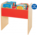 KubbyClass Library Twin Tall Book Browser