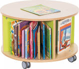 KubbyClass Book Carousel 1 Tier