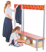 KubbyClass Single Sided Coat Benches
