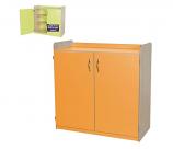 KubbyClass Wide 2 Door Cupboards 1047mm