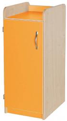 KubbyClass Slimline Cupboards 877mm