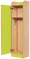 KubbyClass 1 Door Primary School Locker 1500mm