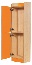 KubbyClass 2 Door Primary School Locker 1500mm