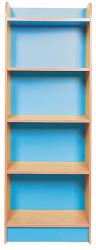 KubbyClass Library Slimline Bookcase