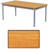 KubbyClass Rectangular Classroom Tables 1400 x 800mm