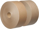 70mm x 100mtr Brown Reinforced GSI Tape - Pack of 10