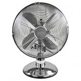 Levante 9 Inch Oscillating Metal Desk Fan 3 Speeds