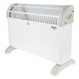 Levante Convector Heater 2Kw With Timer