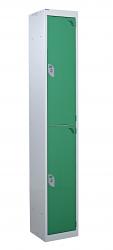Standard Lockers - 2 Tier (2 Doors)