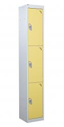 Standard Lockers - 3 Tier (3 Doors)