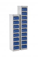 Post Lockers - 10 Boxes - 15mm Post Slots