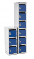 Post Lockers - 3 Boxes - 40mm Post Boxes