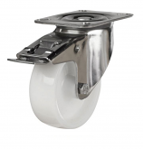 Medium Duty Stainless Steel Castors