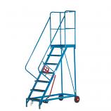 Fort Heavy Duty Vantage Mobile Warehouse Steps - Non-slip Treads