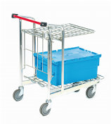 Retail Stock Trolley