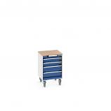 Bott Mobile Drawer Cabinet 525 x 525mm