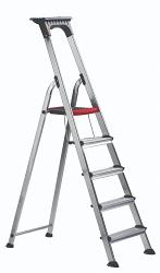 Double Decker Aluminum Folding Steps