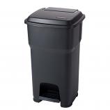 High Quality Plastic Pedal Bins - 60 Litre