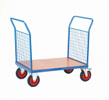 Fort Platform Trucks - Plywood with Mesh - Double Mesh End
