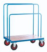 Plywood Fort Platform Trucks - Adjustable Board Trolley