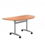 D-End Flip Top Conference Tables