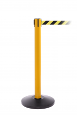 Premium Safety Belt Barrier - Pack of two