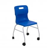 Titan Chair with Castors