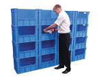 Picking Containers Wall