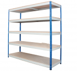 Anco Heavy Duty Rivet Racking 5 Shelves