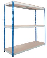 Anco Heavy Duty Rivet Racking 3 Shelves