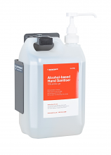 Armorgard SaniStation Wall Mounted Hand Sanitiser Station
