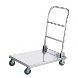 Folding Stainless Steel Trolley