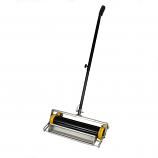 """14"""" Neodymium Sweeper Magnet with Removable Tray"""