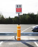 VISUSAFE Lamp Post Protector