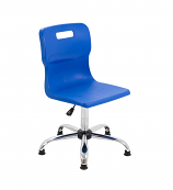 Titan Swivel Chairs with Glides