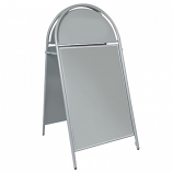 Tubular A-Board With Arched Header