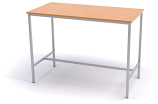 1200 x 600mm H-Frame Craft Table
