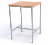 600 x 600mm H-Frame Craft Table